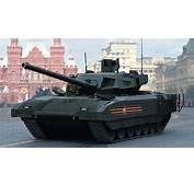 This Is T14 Armata Russia's First Robot Tank With