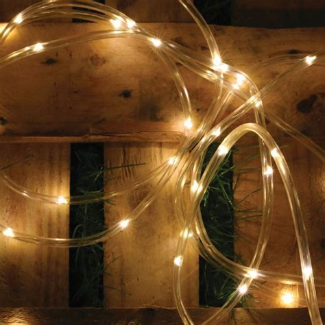 rope lights solar solar rope light 5 metre warm white buy at qd