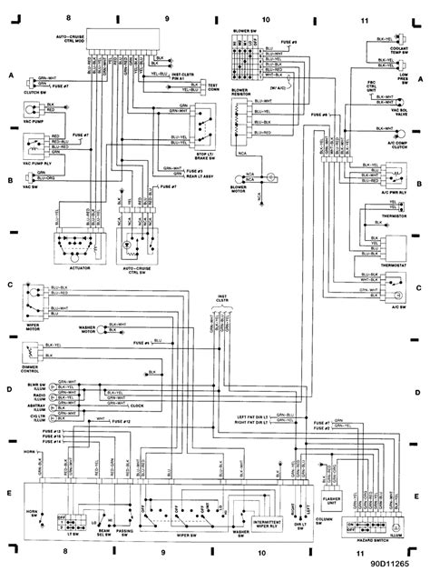 alternator wiring diagram on 1984 dodge wiring