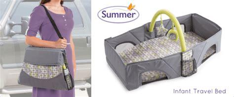 Summer Infant Travel Bed by Summer Infant Summer Travel Essentials