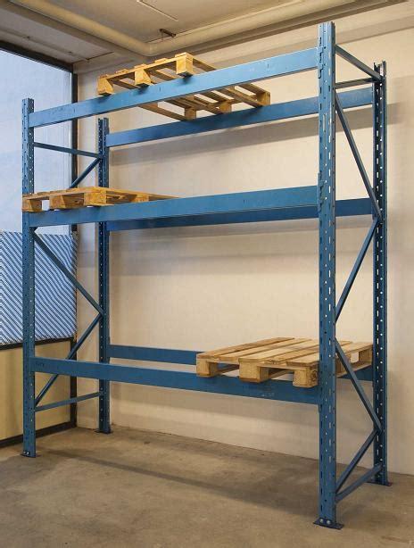 scaffali portapallet scaffalatura industriale portapallet 12 bancali annunci
