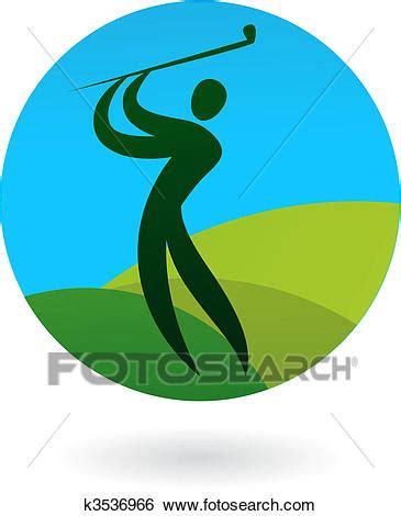 Swing Golf Italiano by Clip Of Golf Swing Icon Logo K3536966 Search