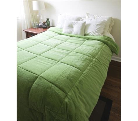 green comforter twin college plush comforter avocado green twin xl dorm