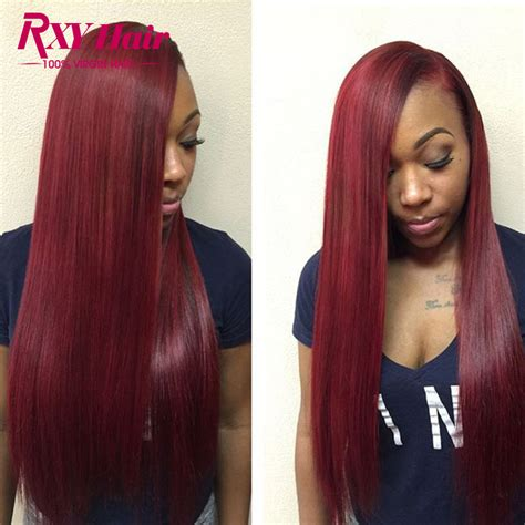 [ Rxy Hair ] 7A Brazilian Virgin Hair Straigh Brazilian