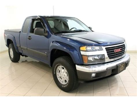 old car repair manuals 2006 gmc canyon electronic toll collection used 2006 gmc canyon sle extended cab 4x4 for sale stock p7897a dealerrevs com dealer car