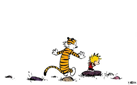 calvin hobbes wallpaper and infographics collection plus computer