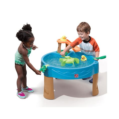 water play table duck pond water table sand water play step2