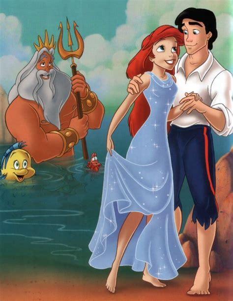 Princess In Sang Putri Jatuh Cinta prince eric princess ariel stories