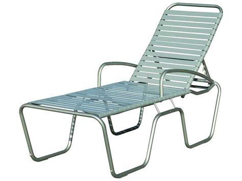 aluminum chaise lounges suncoast sanibel strap aluminum arm adjustable chaise