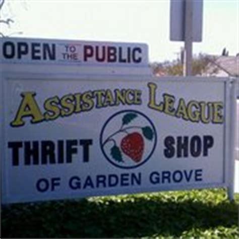 Vons Garden Grove Ca Number Assistance League Of Garden Grove Thrift Stores 10932