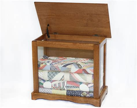 quilt cabinet for sale for quilts english chestnut stain shown in