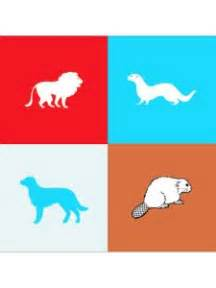 personality test animals otters golden retriever 17 best images about personality types on personality types peanuts