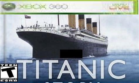 titanic boat game titanic the game fantendo nintendo fanon wiki