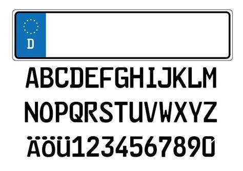 Kennzeichen Buchstaben Aufkleber by Motorradkennzeichen Beantragen Markt De