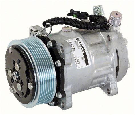 sanden compresor original sanden air conditioning compressor sdh  compressor