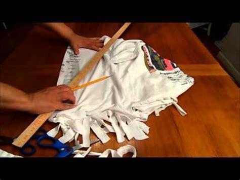Zombie T Shirt Tutorial | zombie t shirt shredding video tutorial youtube