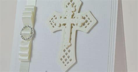 Handmade Personalised Christening Cards - luxury handmade christening card personalised