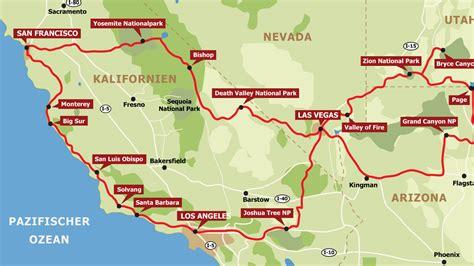 Motorradtouren Online Planen by Routen F 252 R Den Westen Der Usa So Planen Sie Ihre Route