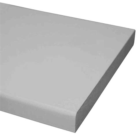 pac trim 1 in x 4 in x 12 ft primed mdf board 1702352