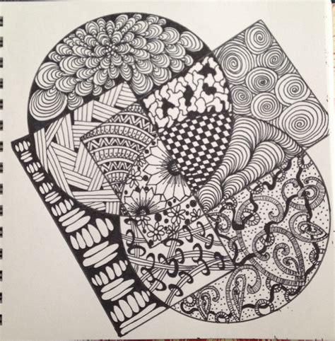 doodle pattern pinterest my doodles zentangle patterns pinterest