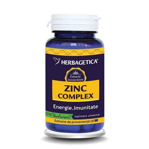 Vitamin Zinc Complex zinc complex herbagetica