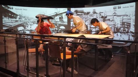 Livingroom Lights earthquake safety training at ikebukuro bosaikan life