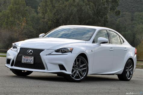 lexus 2010 is350 2015 lexus is 350 f sport review autoweb
