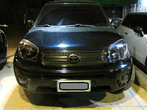 Toyota Rav4 Headlights Hid Retrofit 187 Toyota Rav4 2004