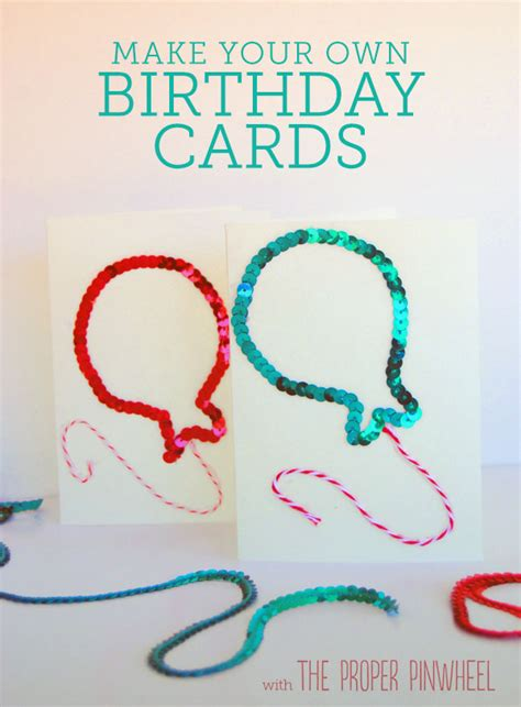 how to make your own birthday card create own greeting card with your photos wblqual
