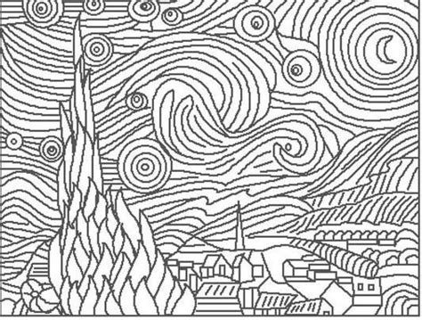 fine art coloring pages road trips pinterest