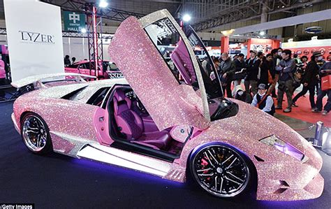 pink glitter car xiaxue com everyone s reading it my car