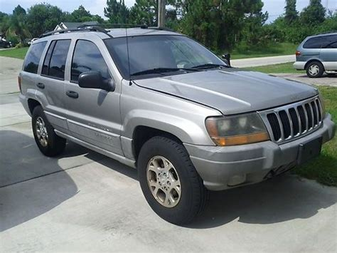 automobile air conditioning repair 2000 jeep cherokee security system buy used 2000 jeep grand cherokee laredo 4x4 v8 in port saint lucie florida united states for
