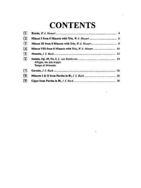 Suzuki Piano Book 4 Suzuki Piano School Book By Dr Shin J W Pepper