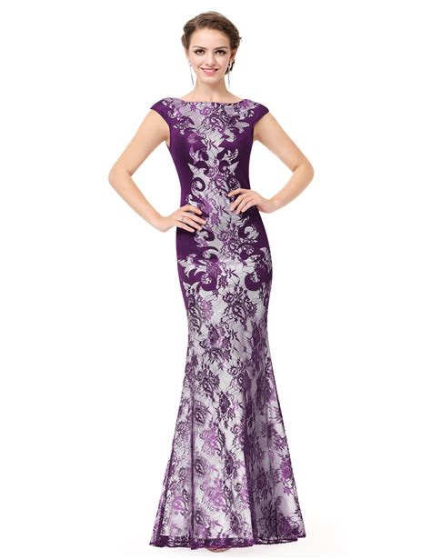 Lace Mermaid Evening Gown pretty mermaid dresses lace formal evening