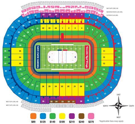 Stadium Seating by Michigan Stadium Arbor Mi Seating Chart View