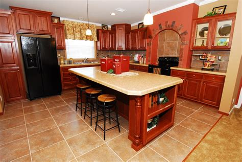 mobile home kitchen design manufactured housing seperating facts from fiction