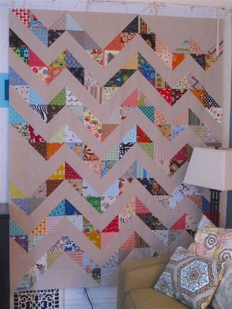 wonky zig zag quilt pattern 60 best tessellation quilts images on pinterest modern