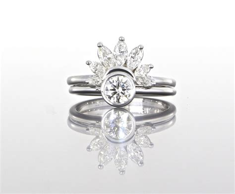 here are two more gemvara engagement rings designed by the disney wedding bands in grand rapids craft revival jewelers