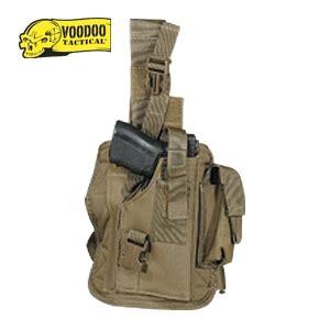 voodoo tactical holster css voodoo tactical drop leg holster