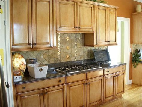 White Washed Maple Kitchen Cabinetry