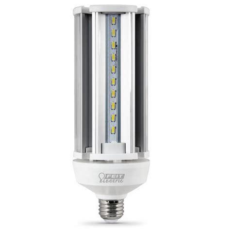 menards led light bulbs feit 38 watt led non dimmable light bulb for outdoor yard