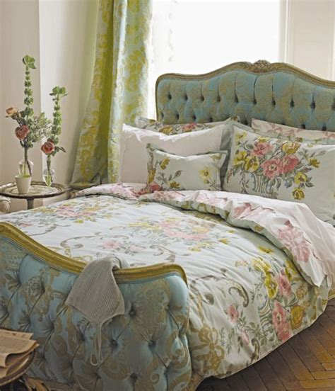 floral headboard floral bedding with tufted headboard tina marie pinterest