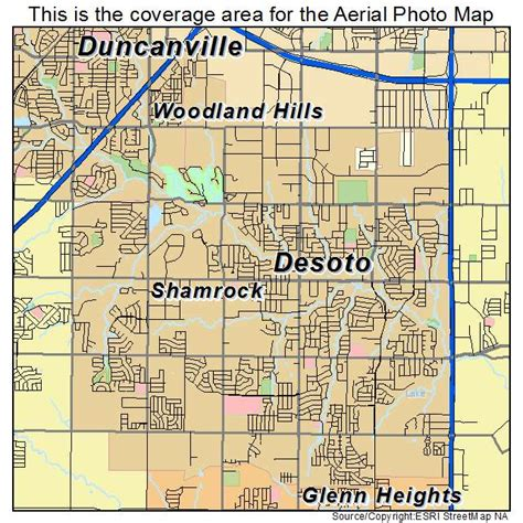 map of desoto texas desoto tx pictures posters news and on your pursuit hobbies interests and worries