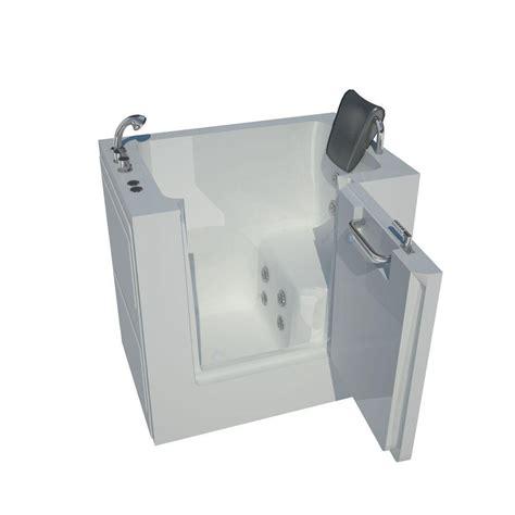 heated whirlpool bathtubs universal tubs nova heated 3 4 ft walk in whirlpool