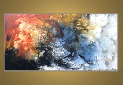 an abstract painting china modern abstract painting on canvas xd1 003