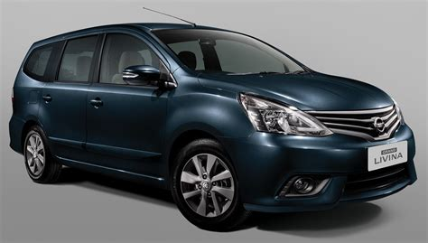 nissan grand livina all new nissan grand livina to debut in march 2016
