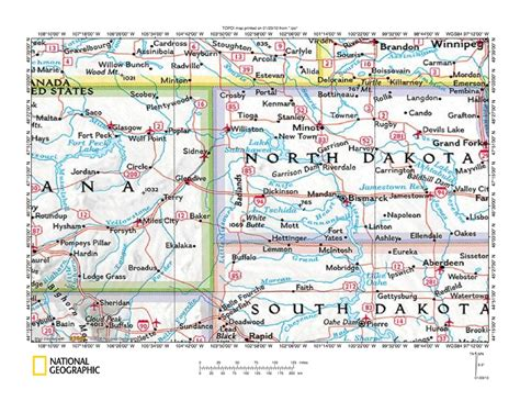 map of usa missouri river missouri river drainage basin landform origins in