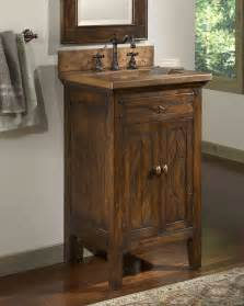 Ideas For Bathroom Vanities rustic bathroom vanities ideas karenpressley com