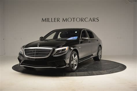 used 2014 mercedes s class s 63 amg westport ct