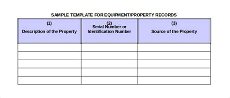 14 Estate Inventory Templates Free Sle Exle Format Download Free Premium Templates Simple Store Template